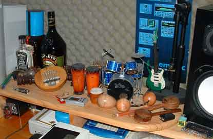 Assorted Percussion